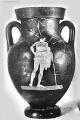 Thumbnail for Rotfigurige Amphora des Achilleus-Malers: Krieger