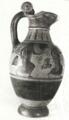 Thumbnail for Etruskisch-schwarzfigurige Kleeblattkanne